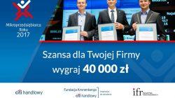 Mikroprzedsiębiorca Roku 2017 - konkurs