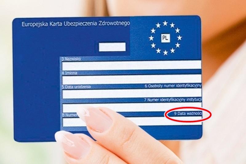 Karta Ubezpieczenia Europa.Ekuz Sprawdz Termin Waznosci Swojej Karty Turek24 Najciekawszy