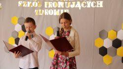 Malanów. Konferencja szkół promujących zdrowie