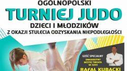 Tuliszków. Ogólnopolski Turniej Judo