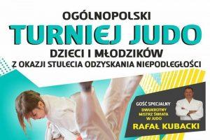 Tuliszków. Patriotycznie, charytatywnie i na sportowo podczas turnieju judo