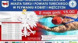 Turek. Mistrzostwa w pływaniu