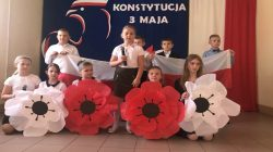 SP Cisew. Widowisko-artystyczne