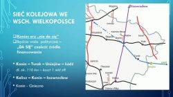 Konferencja subregionalna w Koninie. Wystąpienie Dariusza Młynarczyka