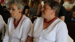 Malanów. Czytanie polskich pieśni hymnicznych i patriotycznych