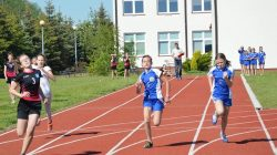Powiatowe Igrzyska Dzieci w Czwórboju Lekkoatletycznym