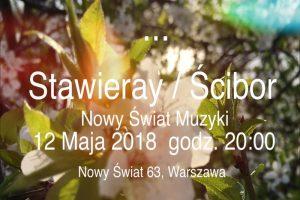 Warszawa. Spektakl Stawieray/Ścibior