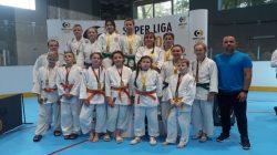 UKS Judo Tuliszków. Super Liga Judo w Świdnicy