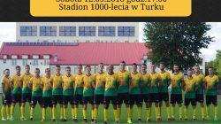 Mecz IV ligi Tur Turek vs. Obra Kościan