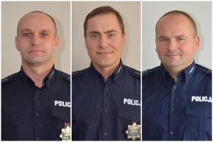 Poznaj swojego dzielnicowego. Policjanci gminy Brudzew i Dobra