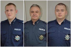 Poznaj swojego dzielnicowego. Policjanci gminy Kawęczyn, Malanów i Przykona