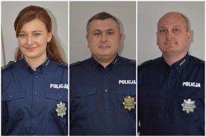 Poznaj swojego dzielnicowego. Policjanci gminy Tuliszków oraz Władysławów