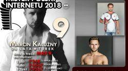 Marcin Kałużny - półfinalista Mister Polski 2018