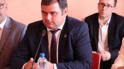 Sesja Rady Powiatu Tureckiego (czerwiec 2018) - starosta Seńko