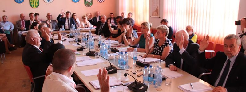 Sesja Rady Powiatu Tureckiego (2018)