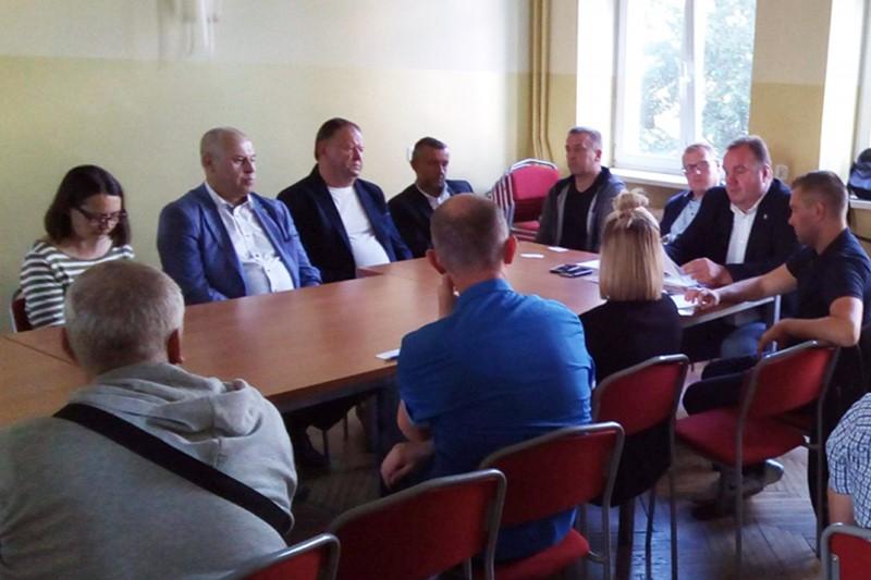Walne Zebranie Sprawozdawcze MGKS Tur 1921 Turek (2018)