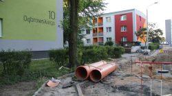 Przebudowa ul. Dąbrowskiego w Turku
