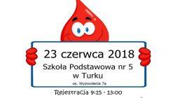 Turek. II Osiedlowa akcja poboru krwi