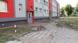 Turek. Co z tym chodnikiem przy ul. Smorawińskiego?