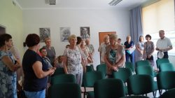 Władysławów. Otwarcie sali multimedialnej