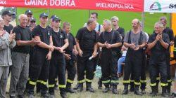 OSP w Dąbrowicy. Spartakiada sportów pożarniczych gm. Dobra