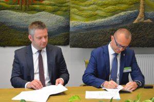 Geotermia Turek. Podpisanie umowy z NFOŚiGW