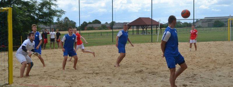 Malanów. Mistrzostwa w beach soccera