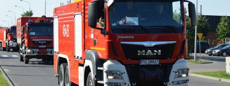 Strażacy z PSP Turek będą gasić pożary w Szwecji