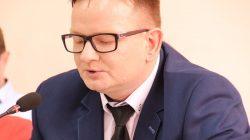 Sesja Rady Powiatu Tureckiego (09-07-2018) - Piotr Nowaczyk