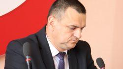 Sesja Rady Powiatu Tureckiego (09-07-2018) - Tadeusz Gebler