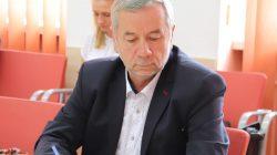 Sesja Rady Powiatu Tureckiego (09-07-2018) - Wojciech Rusek