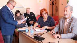 Turek. Podpisanie umów w ramach programu Wielkopolska Odnowa Wsi