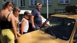Turek. Zlot pojazdów zabytkowych