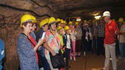 Władysławów. Wycieczka do kopalni soli w Kłodawie