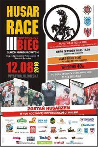 Wyszyna. Husar Race 2018