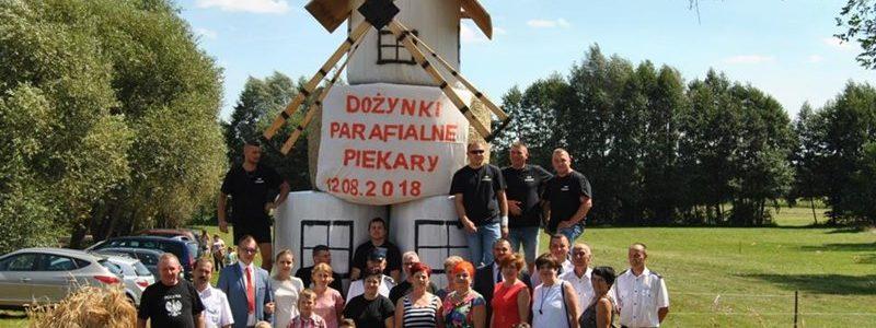 Piekary (gm. Dobra). Dożynki parafialne 2018