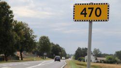 Droga 470 Turek-Malanów