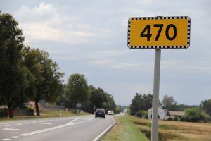 Chcą ścieżki rowerowej z Malanowa do Cisewia