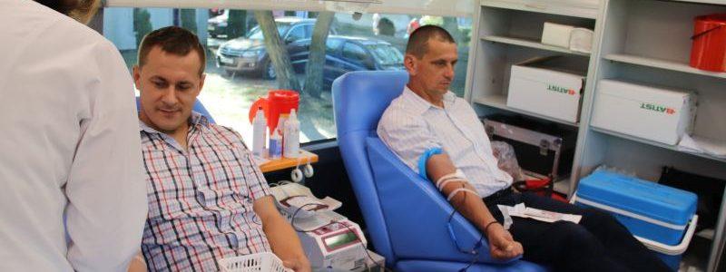 Galew. Krwiodawcy