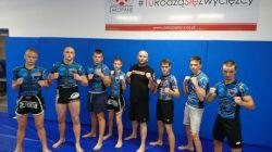 Striker - Kickboxing Turek na zgrupowaniu PFKB