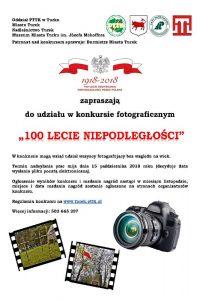 Konkurs fotograficzny 100 lecie niepodległości