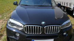 Tuliszków. Odzyskano skradzione BMW