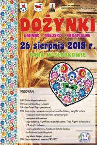 Słodków. Dożynki gminno-miejsko-parafialne