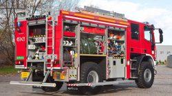 Średni samochód pożarniczo-gaśniczy