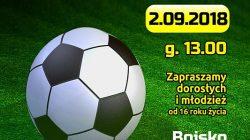 Tuliszków. Turniej piłki nożnej