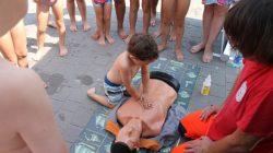 Turek. Akacja Kręci mnie bezpieczeństwo nad wodą