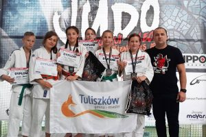 Zawodnicy Judo Tuliszków wrócili z Kożuchowa ze złotymi, srebrnymi i brązowym medalem