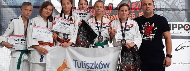 Judo Tuliszków. Zawody w Kożuchowie