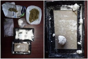 Dobra. 28 latek zatrzymany z narkotykami
