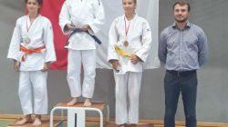 Judo Tuliszków na zawodach w Potsdamie